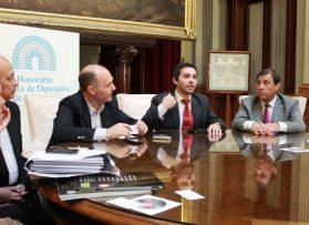 Discusión en la comisión de relaciones exteriores