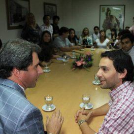 Diálogo federal en San Juan